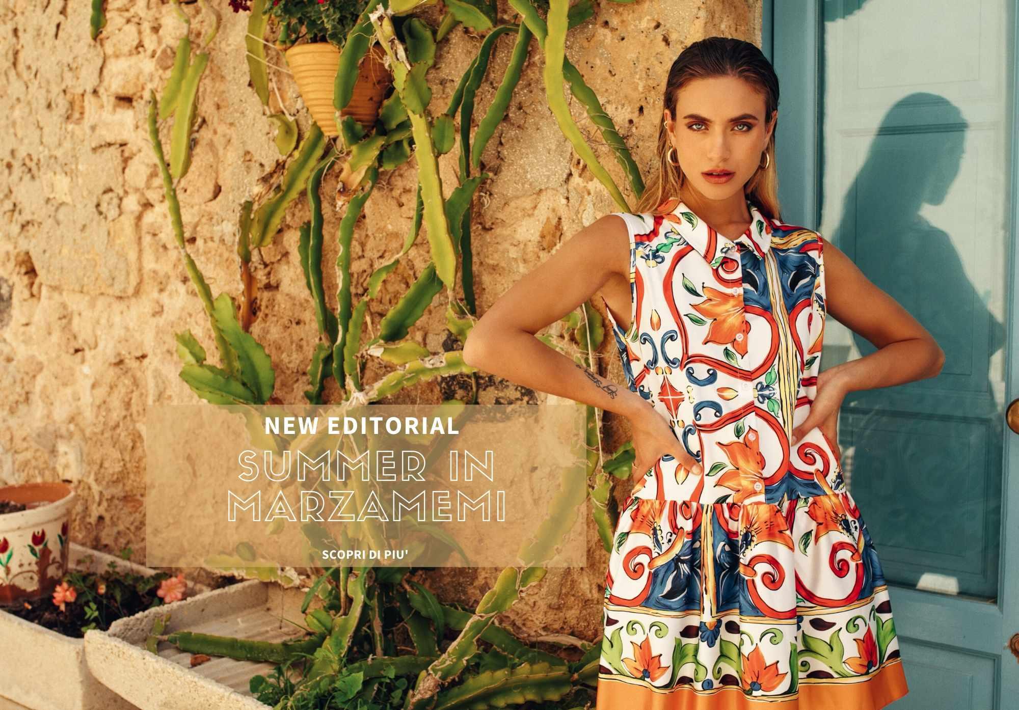 Futur3 Fashion | Summer in Mazmamemi Editorial