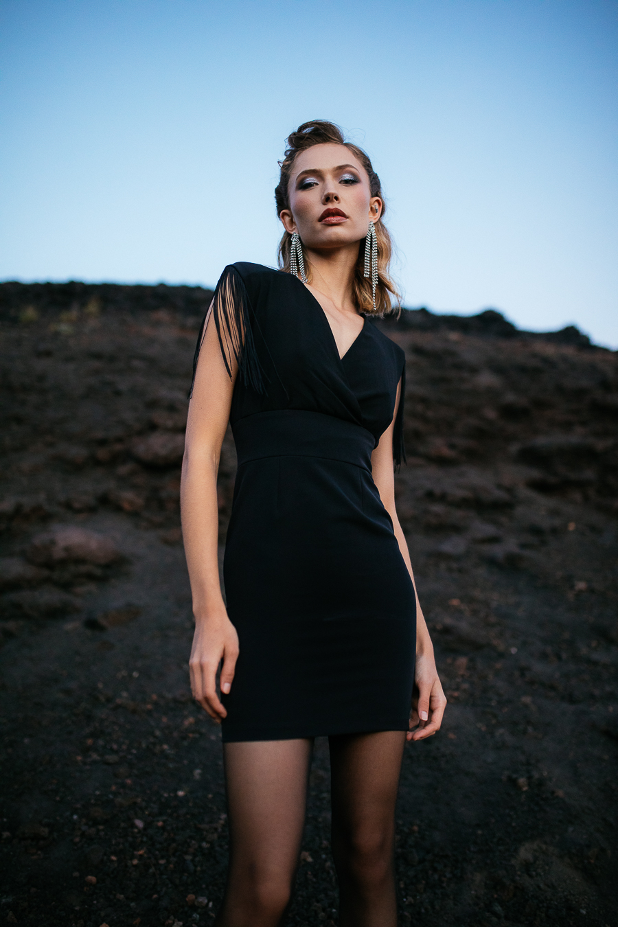 Be iconic Be Volcanic   Futur3 Fashion Editorial