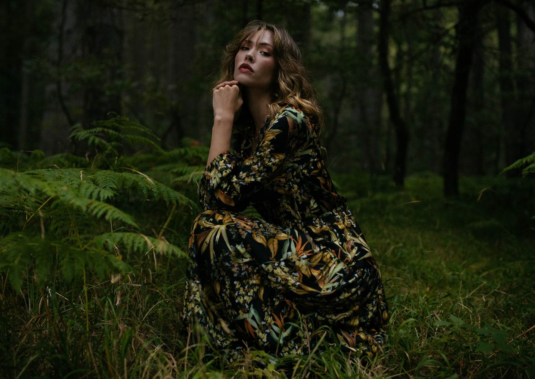 Pine Forest Essential | Futur3 fashion Editorial
