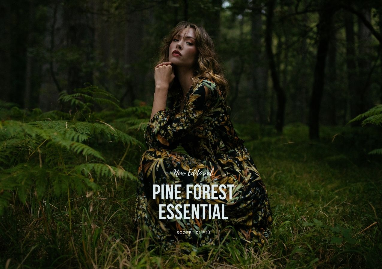 Pine Forest Essential | Futur3 fashion Editorial