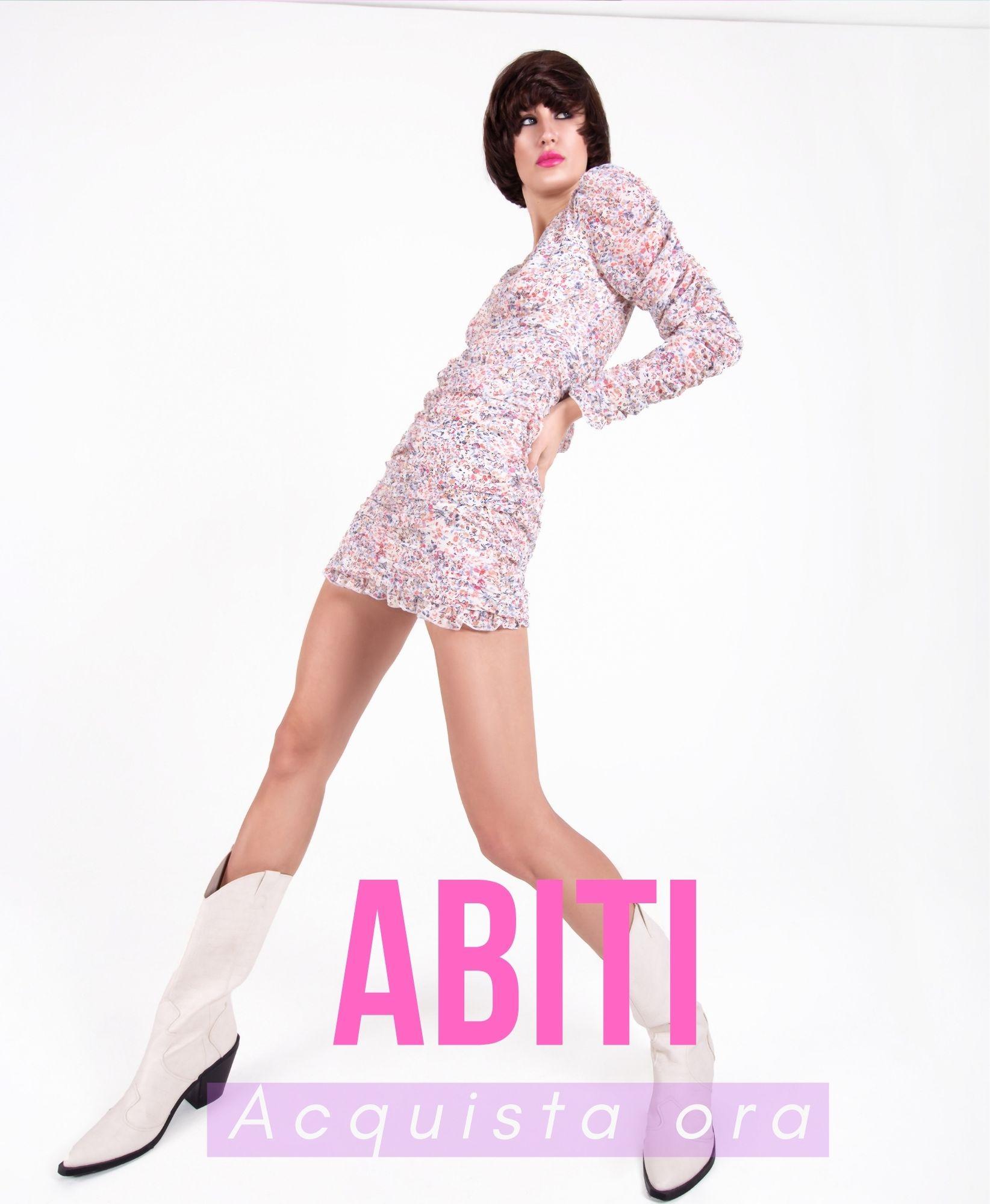 Abiti_vestiti_Abbigliamento Donna Made in Italy_Futur3 Fashion