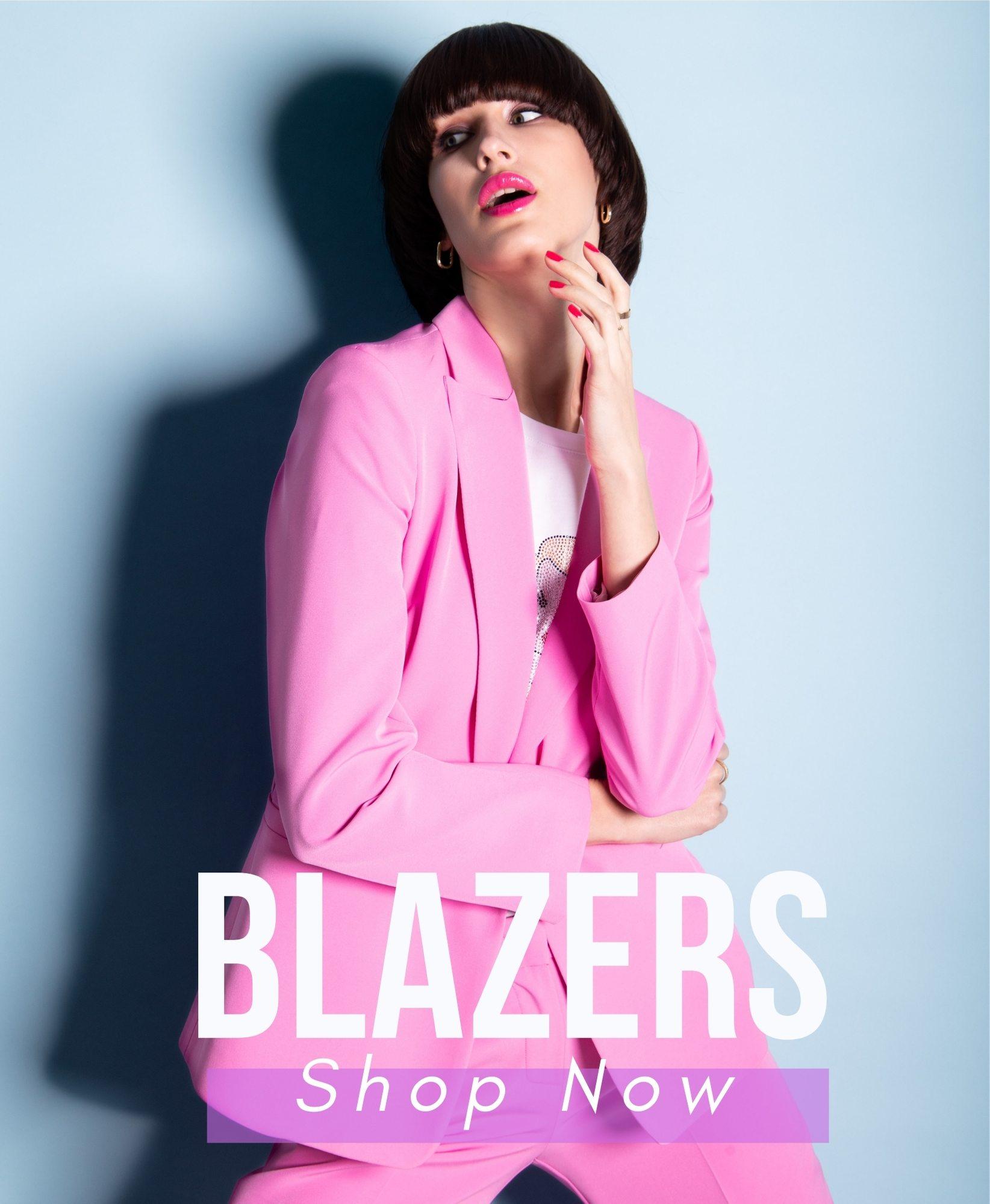 Blazer_Futur3 Fashion_Fashionable woman clothing