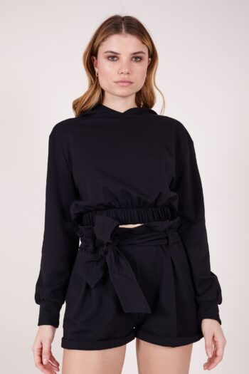 Shorts in jersey di cotone_ Futur3 Fashion_ R1381192-00001
