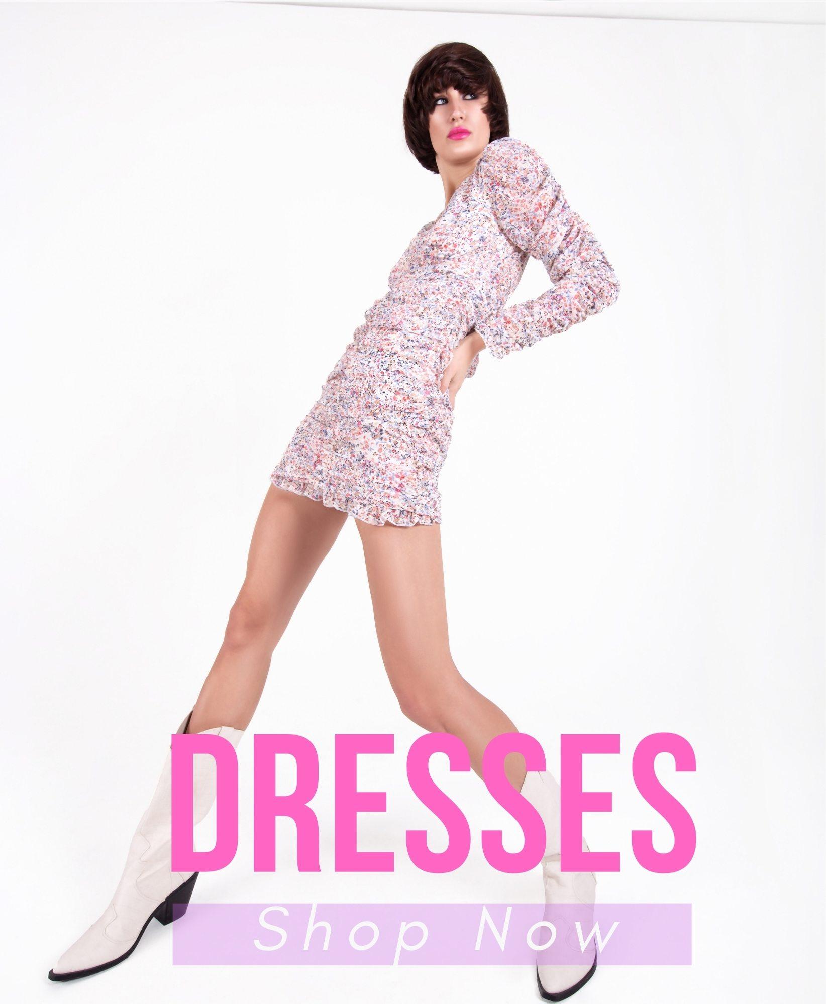 Dresses_Futur3 Fashion_Fashionable woman clothing