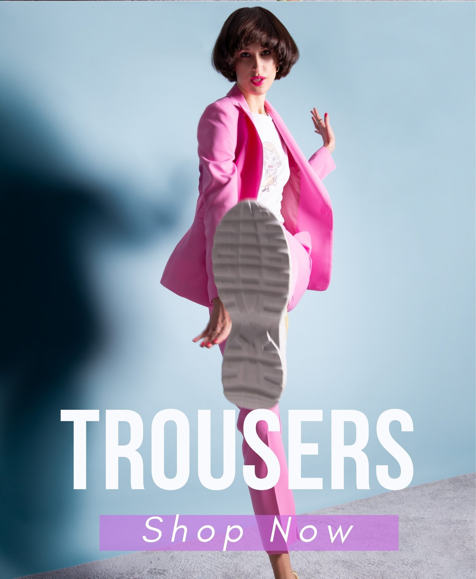 Trousers_Futur3 Fashion_Fashionable woman clothing