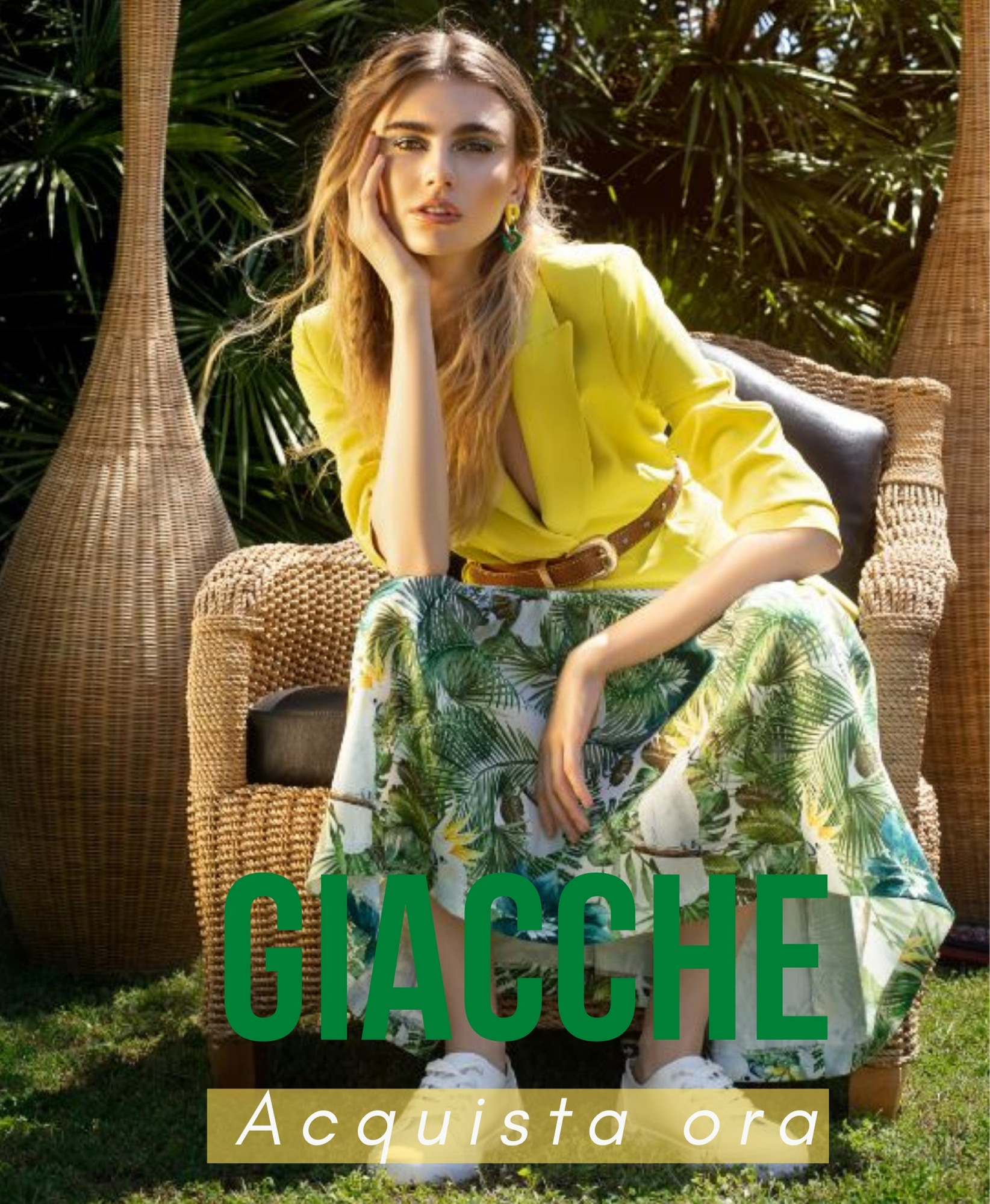 Giacche | Summer Collection 21