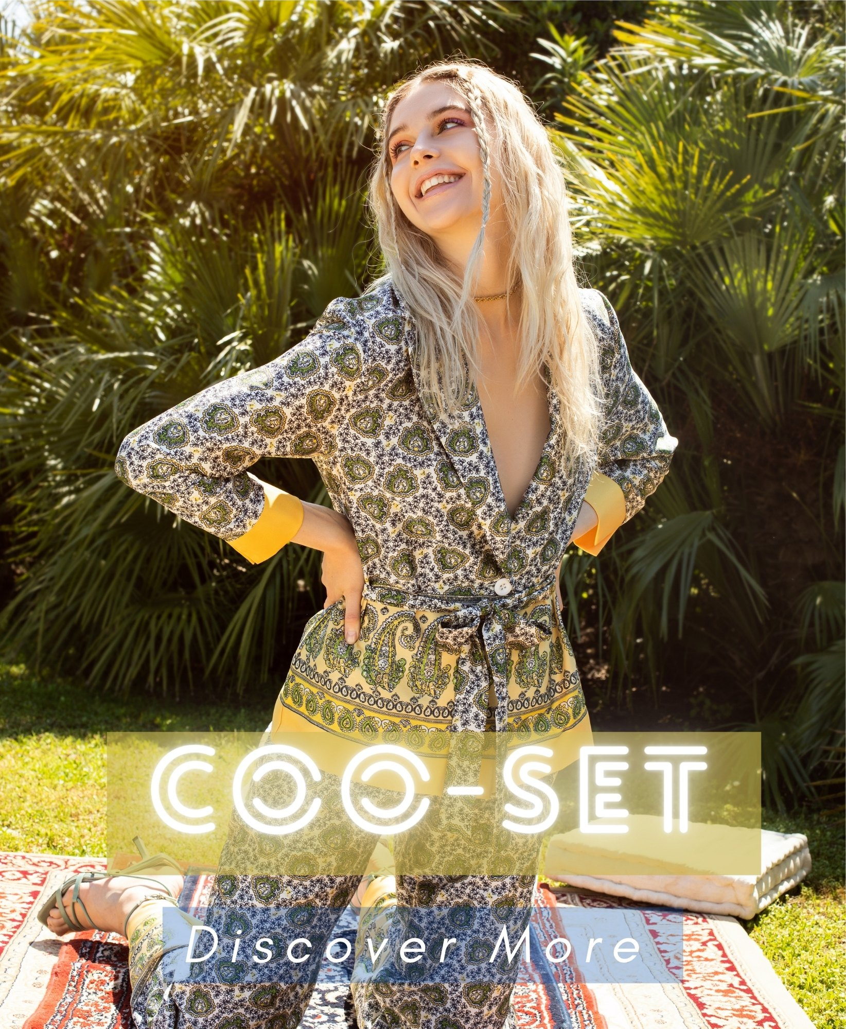 Coo Set Summer 21 Collection | Futur3 Fashion