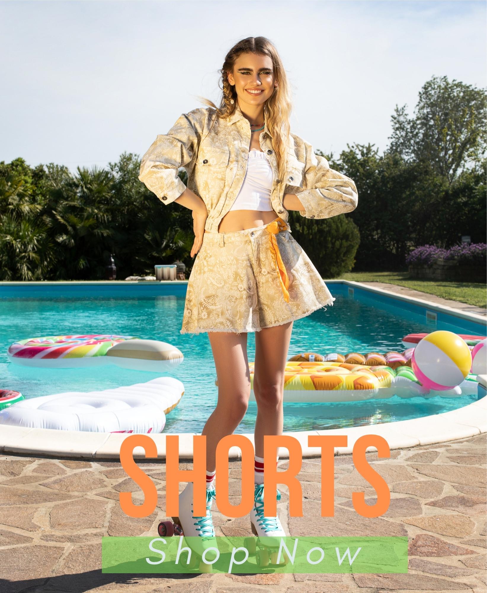 Shorts Summer 21 collection | Futur3 Fashion