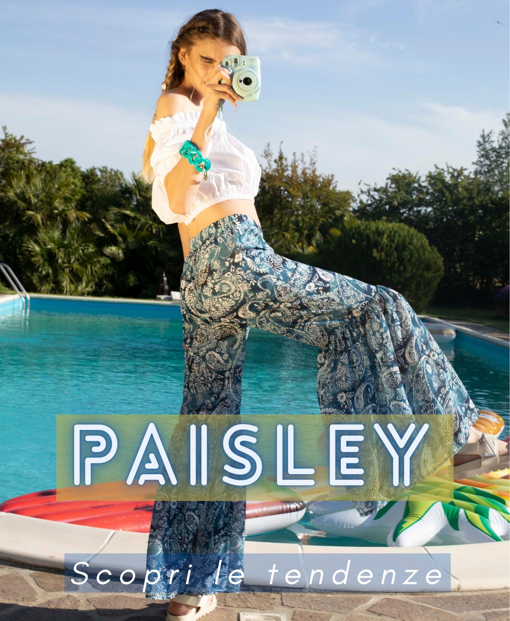 Trend | Paisley Summer 21