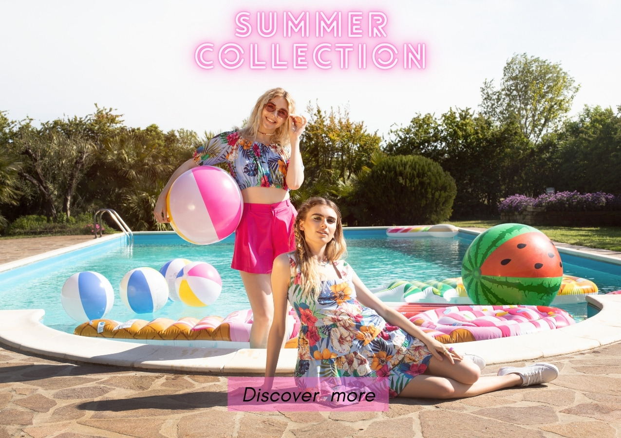 Summer Collection 21 | Futur3 Fashion