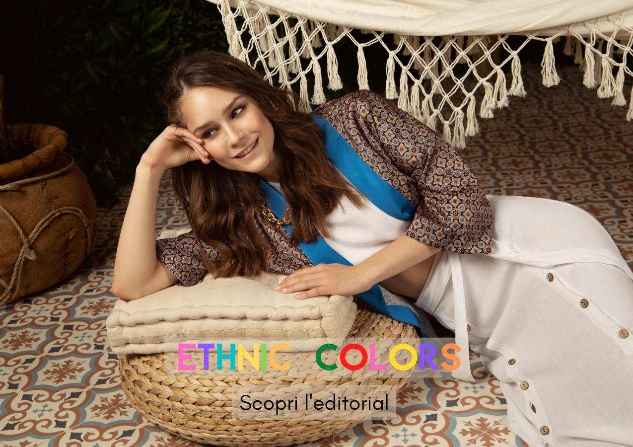 Banner Home Page | Ethnic Colors Editorial